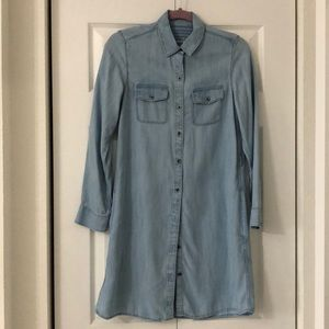 Gap denim dress